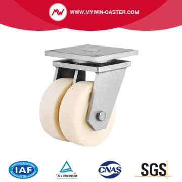 Extra Heavy 10 Inch 5000kg Plate Swivel PA Caster
