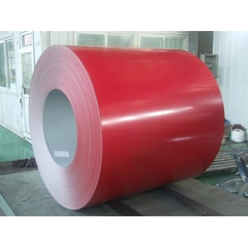 Prepainted Aluminum color coated coils