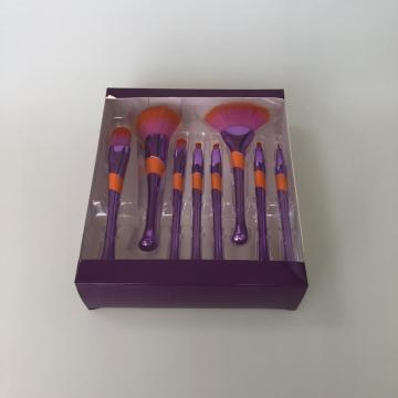 Baseball girl 8 brush set