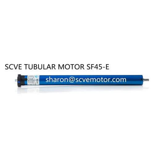 45MM Electric Tubular Motor with Radio