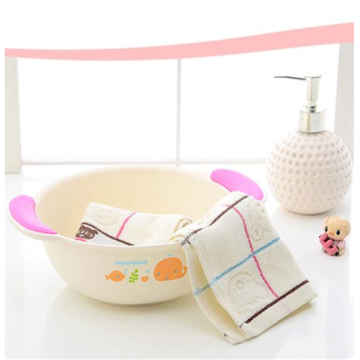 H8354 Plastic Baby Cute Washbasin Cleaning Basin