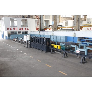 Angle Iron Straightening Machine