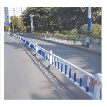 road fence steel road guardrail street fence