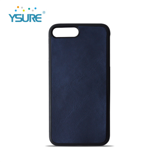 Custom Logo Leather Phone Case for Iphone 7