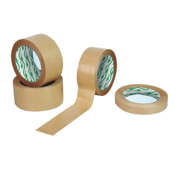 Customized printed self adhesive kraft gummed paper tape