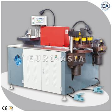 Turret Type Busbar Pressing Machine