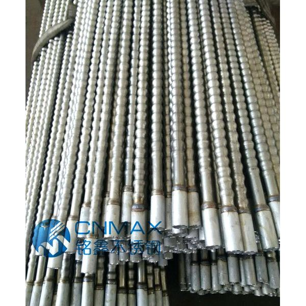 Shell Heat Exchanger Stainless Steel Tube