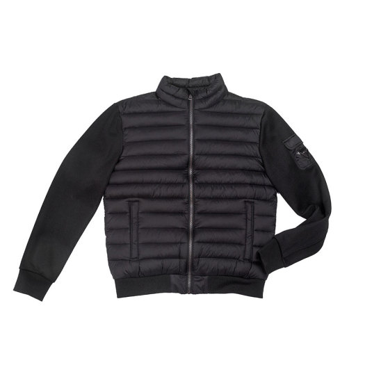 nylon shell fabric Men`s padding jacket