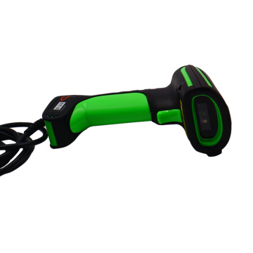 Rugged IP68 Portable wireless barcode scanner Gun