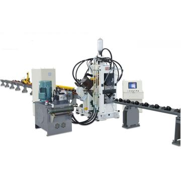 PLC Control CNC Steel Angle Cutting Machine