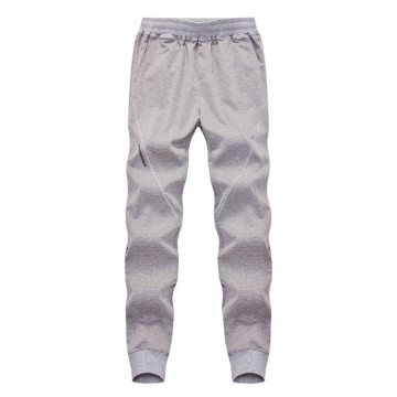 Fashion Elastic Cotton Male Slacks Online