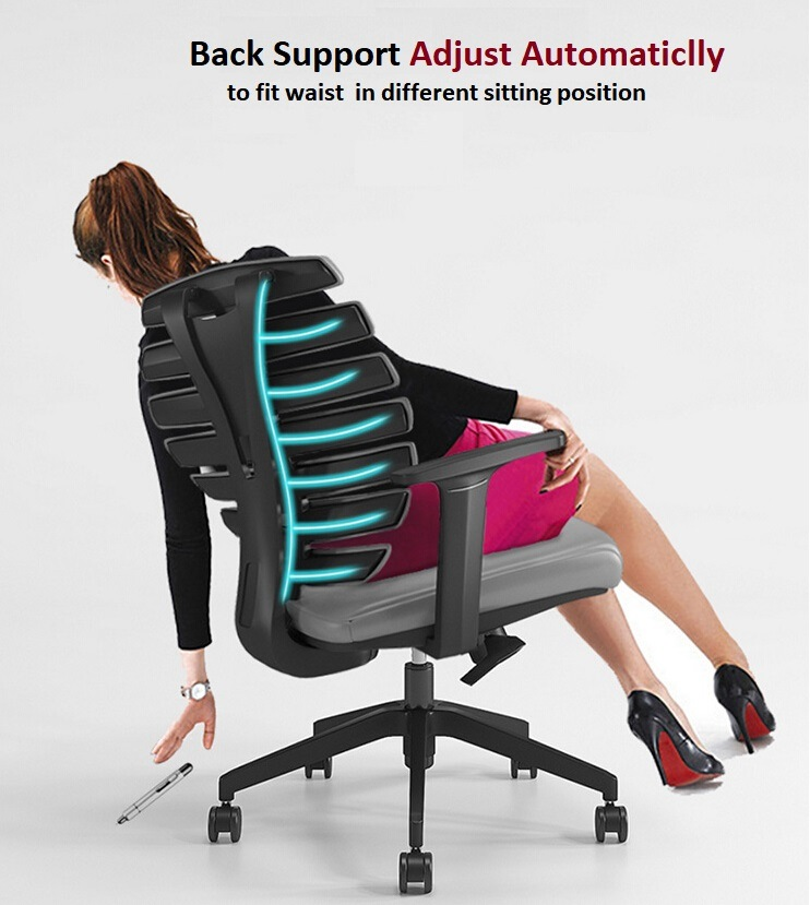 Ergonomic Computer Office Chair