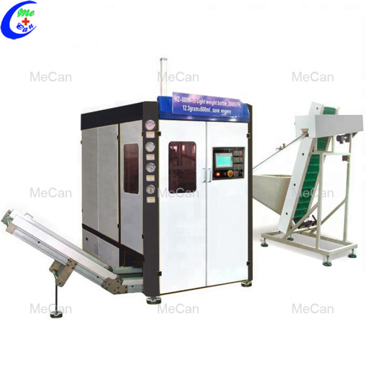 Fully Automatic PET Mineral Water Bottle Making