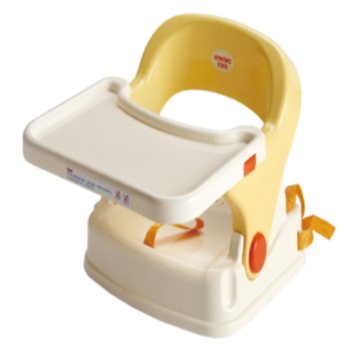 Plastic Baby Short Safety Dining Chair