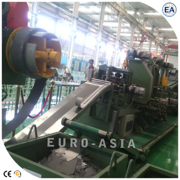 CNC Automatic Steel Strip Longitudinal Shearing Line