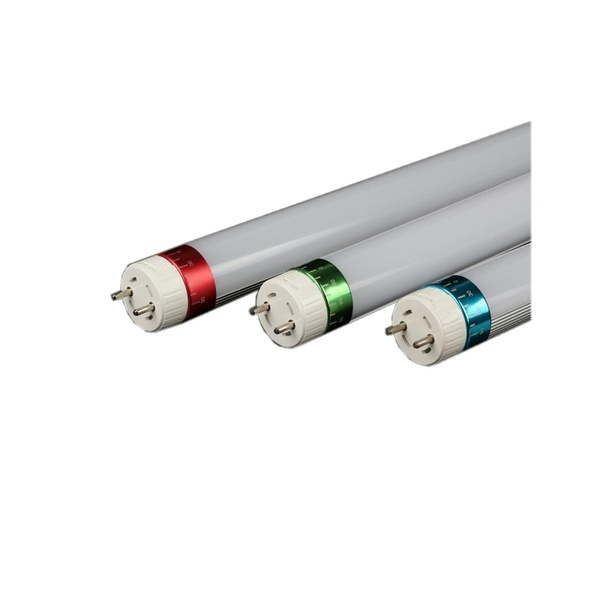 18W LED Tube Light with Rotating end cap