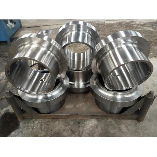 Gear box housing forging