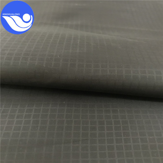 Embossed Polyester Taffeta Fabric Simple Style Design