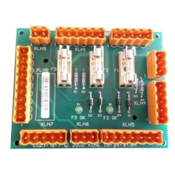 KONE LOP230 Safety Chain Interface Board KM763610G01