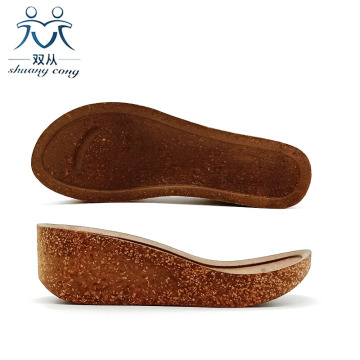 Outsole PU Shoes Soles