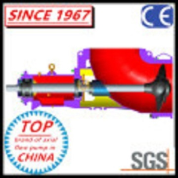 PRC Chemical Titanium Axial Flow Pump