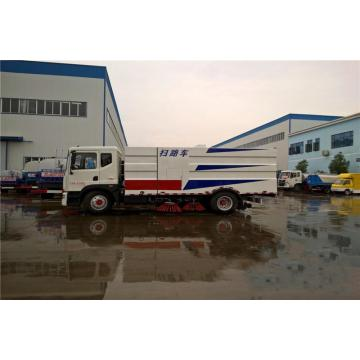 HOT Sale Dongfeng D9 Truck Mounted Sweepers