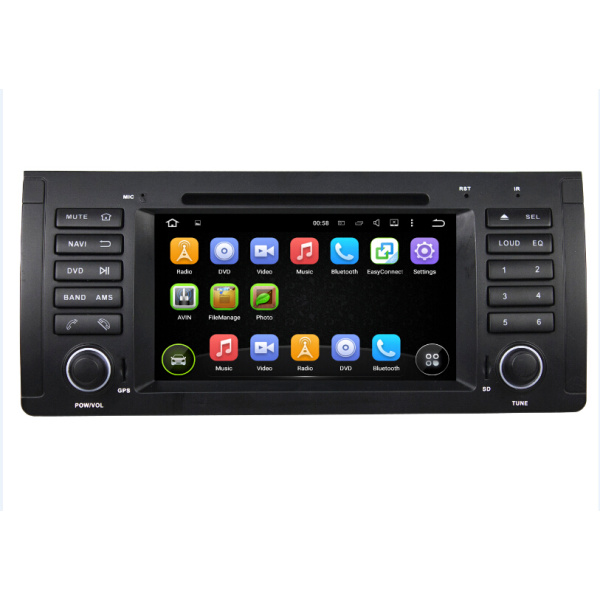 7.1.1 Android Multimedia Car Audio for BMW