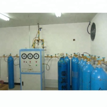 PSA Oxygen Gas Plant for Bottle Refilling