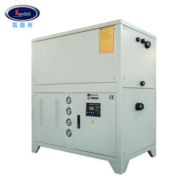 Water cooling and freezing unit
