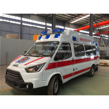 Brand New JMC High-Roof Ambulance For Sale