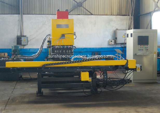 YBJ Plate punching machine