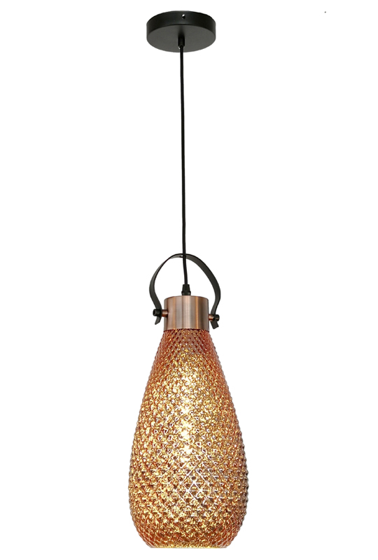 Rose Gold Modern Pendant Lamp