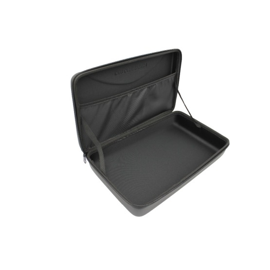 Waterproof pu leather thermoformed tool case with elastic