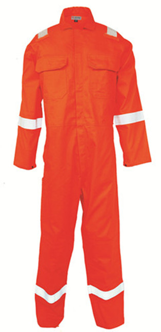 fr coverall front