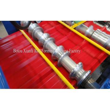 Philippine style ibr Panel Roll Forming Machine