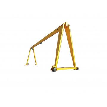 mini single girder gantry crane 1-10 ton