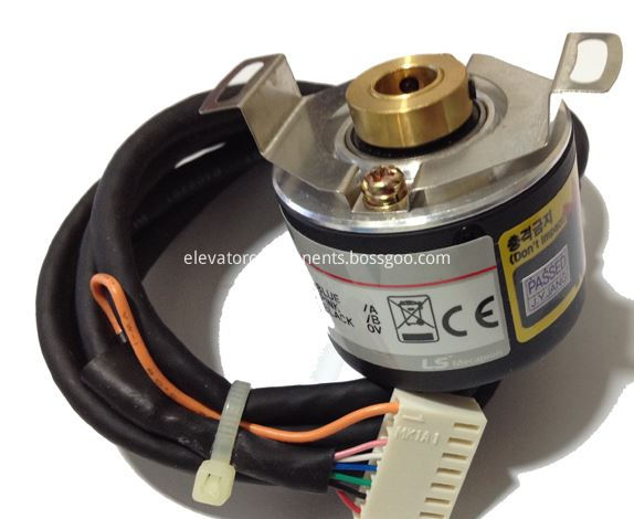 Rotary Encoder for Hyundai Elevator Door Motor H40-8-2500UL