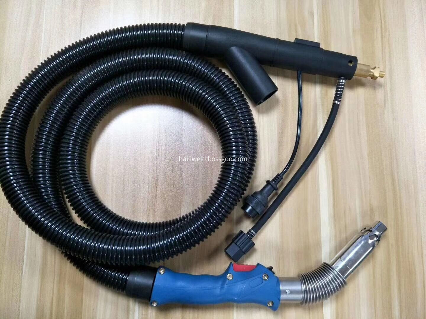 binzel fume extraction torch