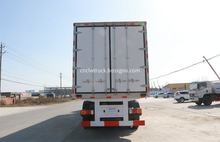 refrigerated semi trailer 3