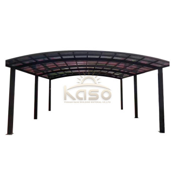 Permanent Pergola Car Parking Shed Patio Awning Pc Carport
