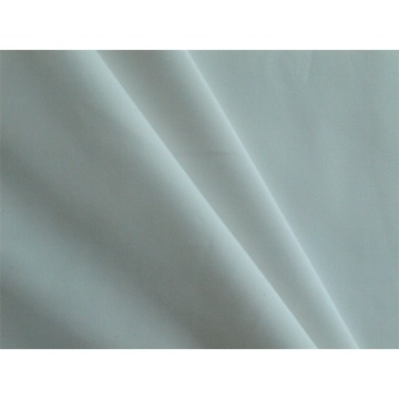 White Anti-perspective TC Fabric for Men's Shirt