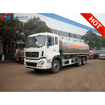 Brand New Dongfeng 6X4 23000litres fuel bowser truck