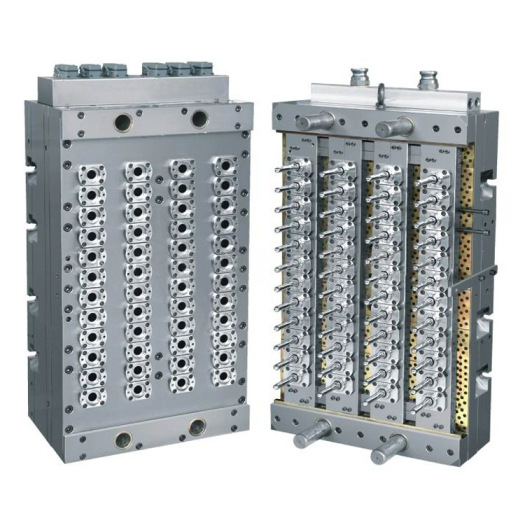 Disposable syringe Plastic injection mould