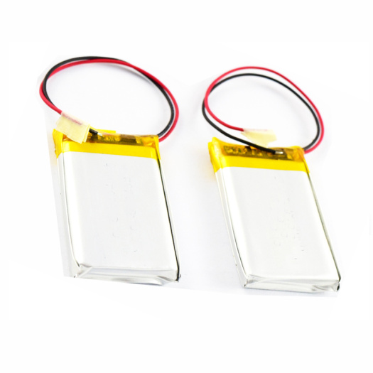 Factory 3.7V 1000Mah Lithium Polymer Lipo Li-Ion Battery
