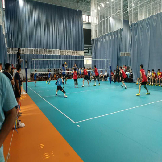 FIVB RECOMMENDED PVC Volleyball Flooring