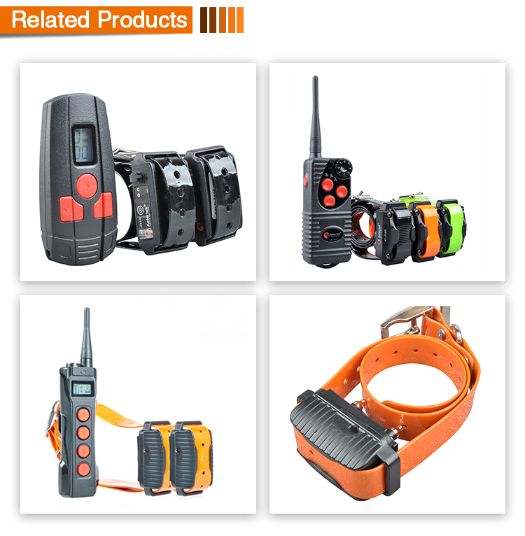 Rechargeable Remote Dog Trainer AT-918C Receiver