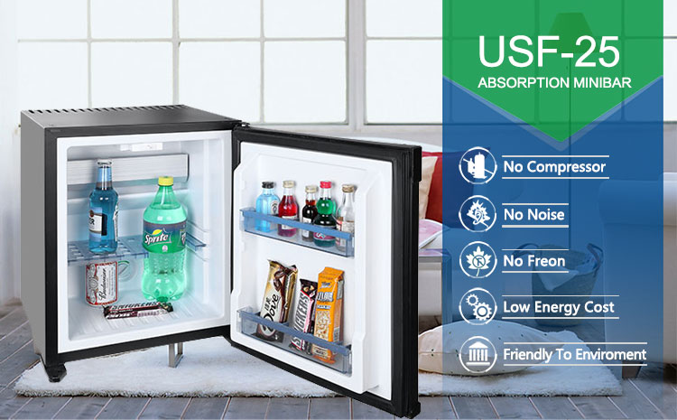 Professional Small Minibar Fridge