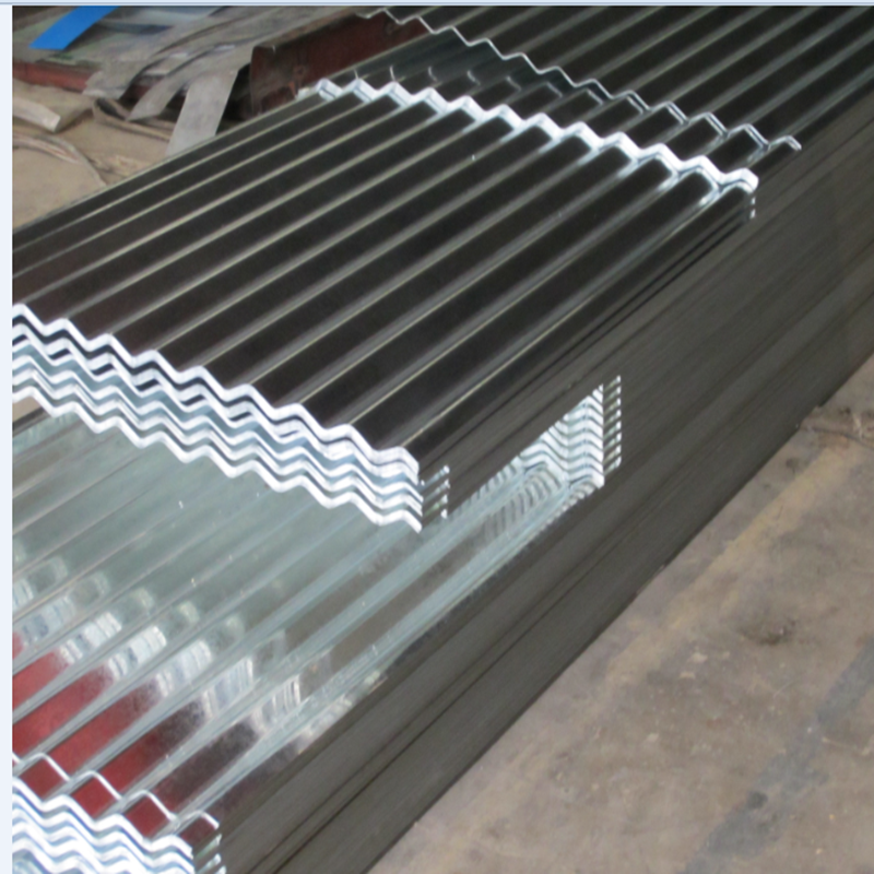 Galvalume Corrugated Steel Sheets