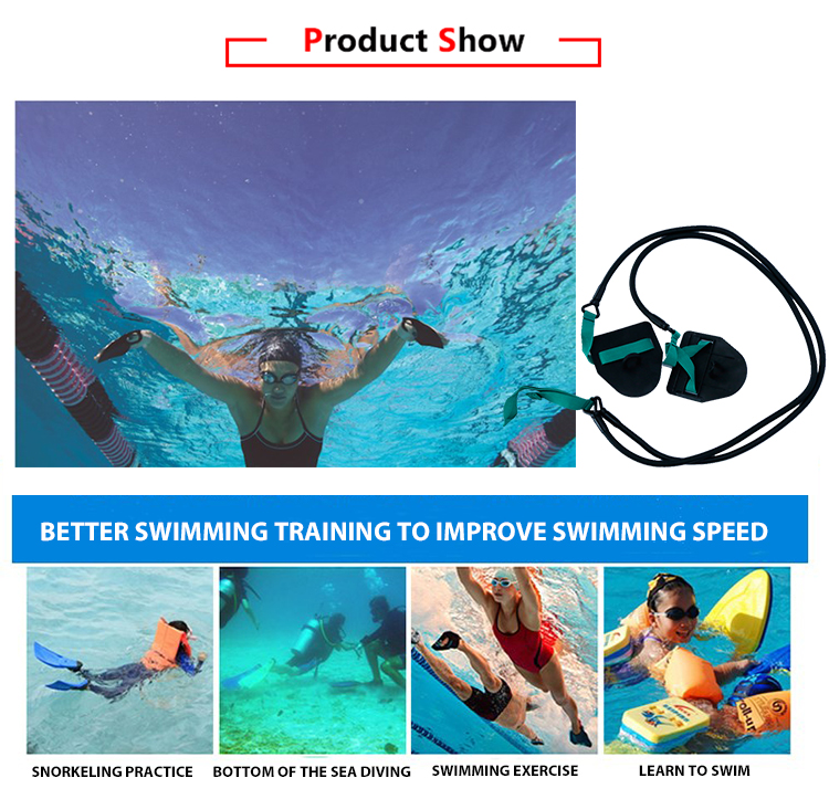 Swimming Stretch Cords