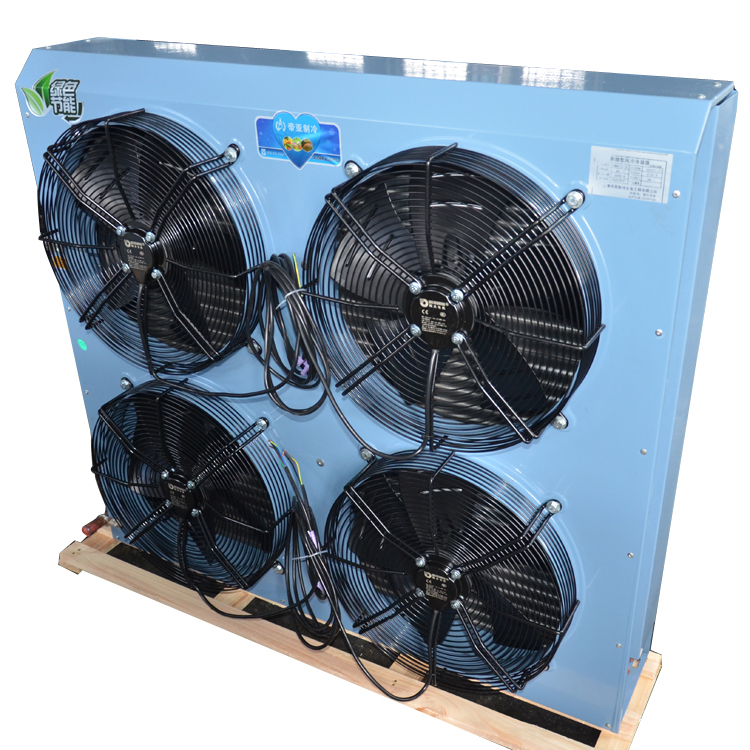 4 Fan Motors Air Cooled Condenser